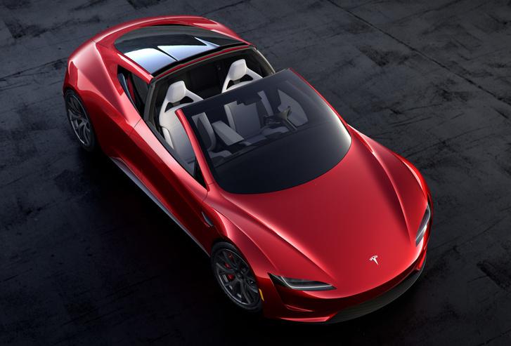 Фото №6 - Tesla представила новый спорткар, и он слишком быстр для этой планеты