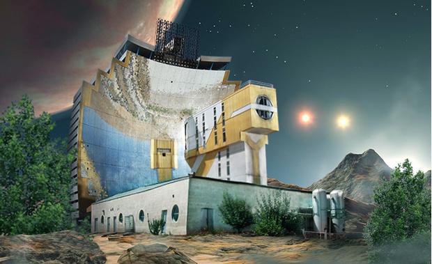 Фото №4 - Советские постройки на других планетах