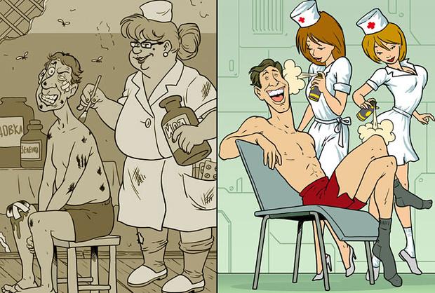 Раны, ранки, ссадины и ожоги - методы лечения