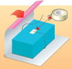 Фото №1 - Лайфхак: как завернуть подарок, чтобы его легко было развернуть
