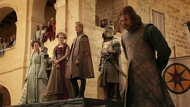 Фото №2 - Самый кровожадный тест по «Игре престолов»