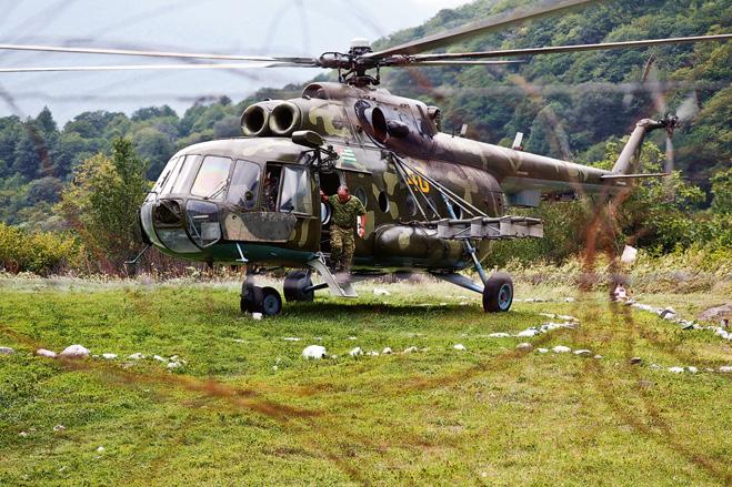 Ми-8МТ