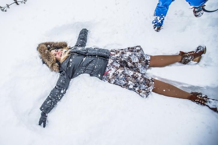 Фото №1 - «Русский снег» выпадет в Конаково Ривер Клаб