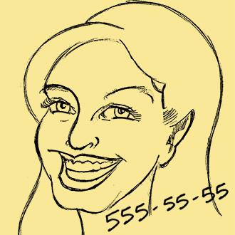 Фото №5 - Правила съема. Как нарисовать портрет девушки не хуже, чем в «Титанике»