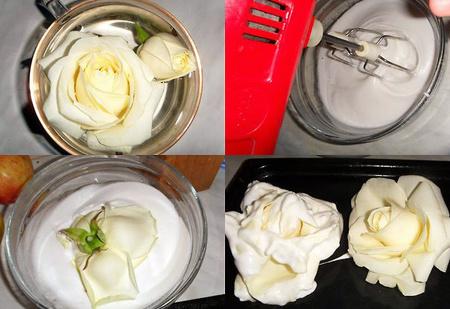 Как сделать женские чипсы из роз