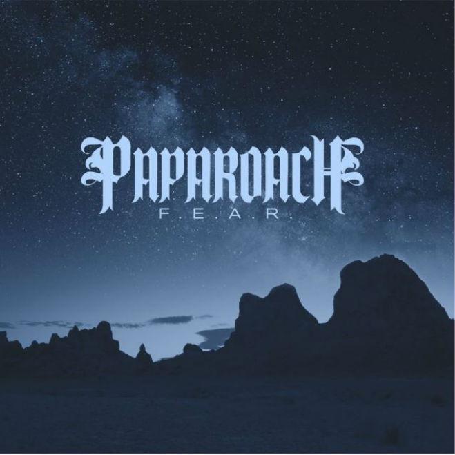 """Papa Roach, """"F.E.A.R."""""""