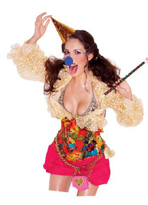 Фото №5 - Принцессы цирка: 7 амплуа девушек