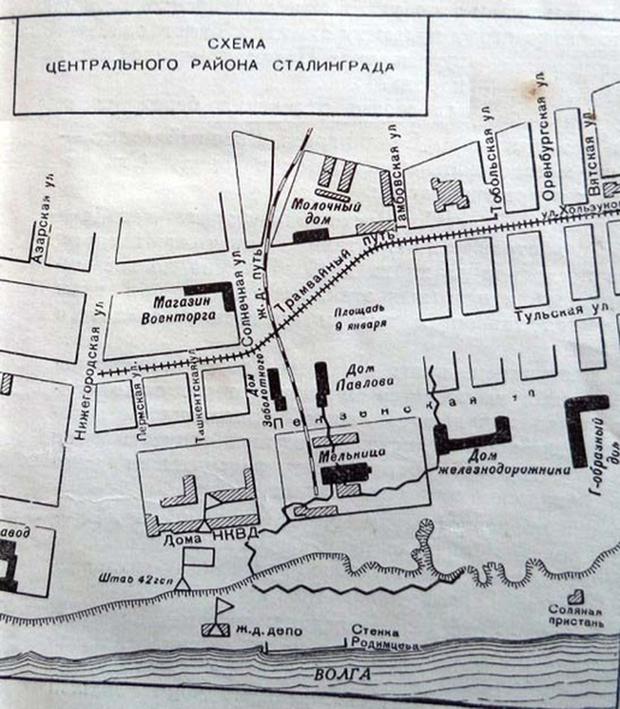Фото №2 - Снайпер дома Павлова: документальные кадры, как Анатолий Чехов убивает своего 40-го фашиста