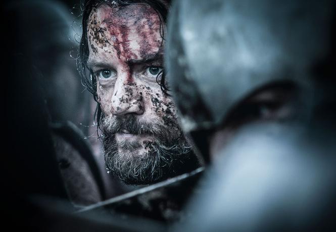 Патрик Делейни, сериал «Падение Ордена»: «Лучший способ узнать человека — вмазать ему рыцарским мечом»