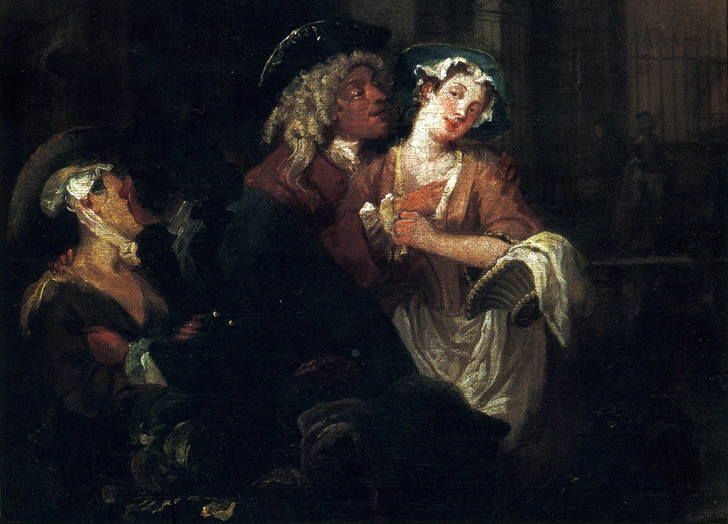 Фото №6 - Изысканная реклама проституток XVIII века