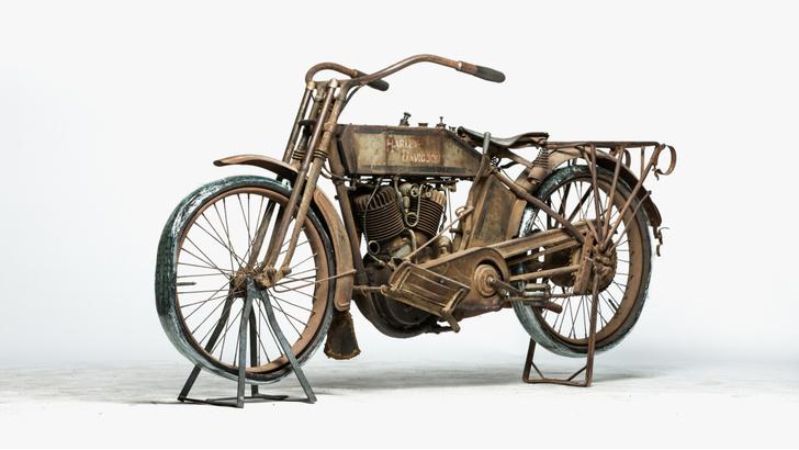 Фото №10 - Где купить раритетный мотоцикл