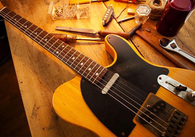 Фото №1 - Гитары Fender: теория суперструн