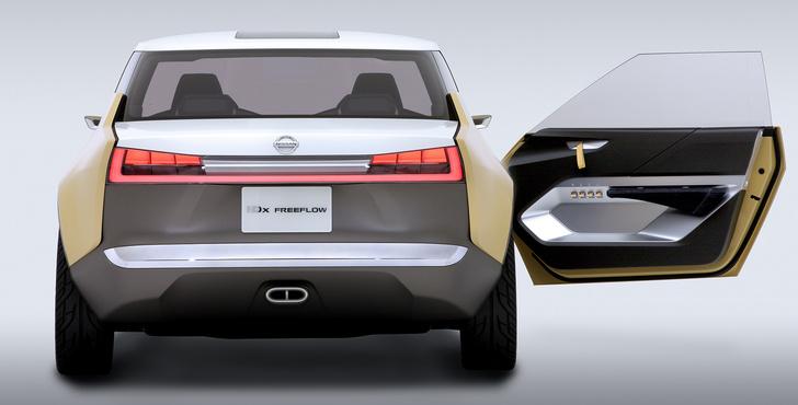 Фото №4 - Nissan IDx Freeflow и IDx Nismo: два олдскульных концепта из эпохи Dendy, вкладышей и газировки