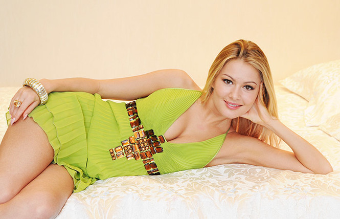 100 самых сексуальных женщин страны 2013. Места с 90 по 81