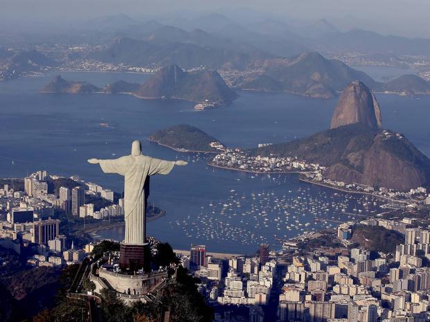 Фото №12 - Самые популярные в мире туристические места: когда-то и сейчас