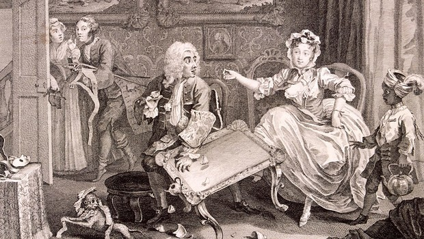 Фото №4 - Изысканная реклама проституток XVIII века
