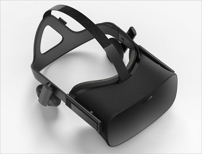 Очки Oculus Rift