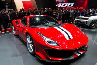 Ferrari начала тестирование электромобилей
