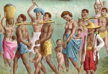 Скромное обаяние рабства: Почему жизнь вцепях раньше казалась такой простой иприятной