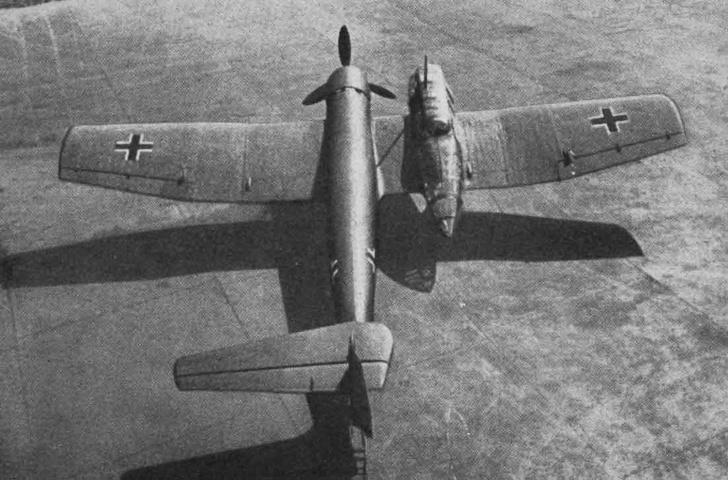 Фото №15 - 9 необычных самолетов