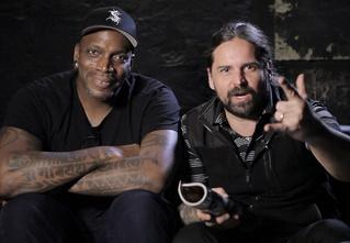 Русские клипы глазами бразильских металистов Sepultura