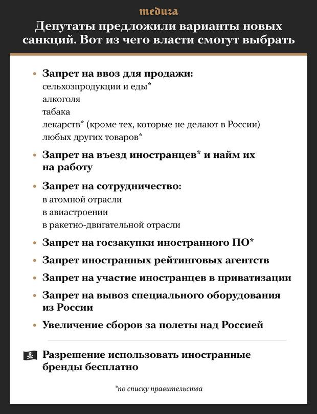 Фото №2 - Депутаты хотят разрешить россиянам воровать у других стран интеллектуальную собственность!