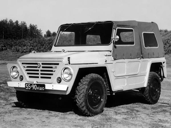 ВАЗ Э2121 «Крокодил»