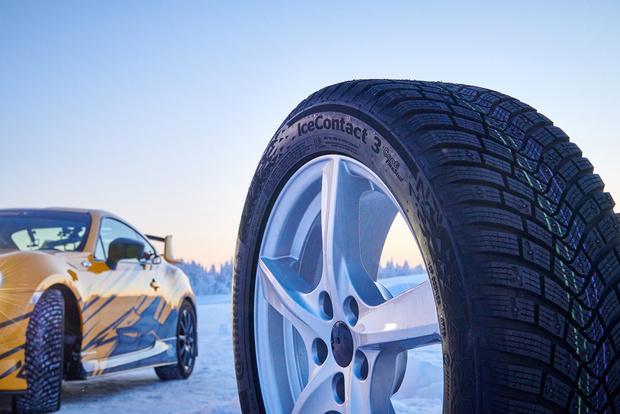 Фото №3 - Continental устроил революцию в мире зимних шин