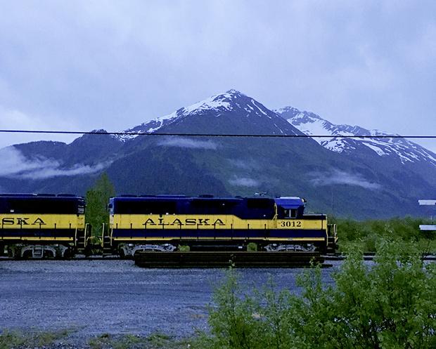 Фото №10 - В аду нужны хорошие стрелки (гонзо-репортаж из Аляски)
