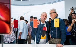 Джони Айв покидает Apple