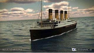 Реплику «Титаника» спустят на воду в 2022 году