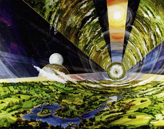10 возможных вариантов колонизации Солнечной системы