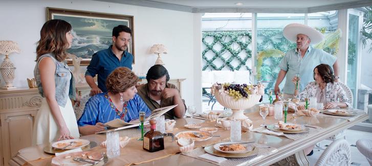 Фото №3 - Вышел первый трейлер мексиканской адаптации фильма «Горько!»