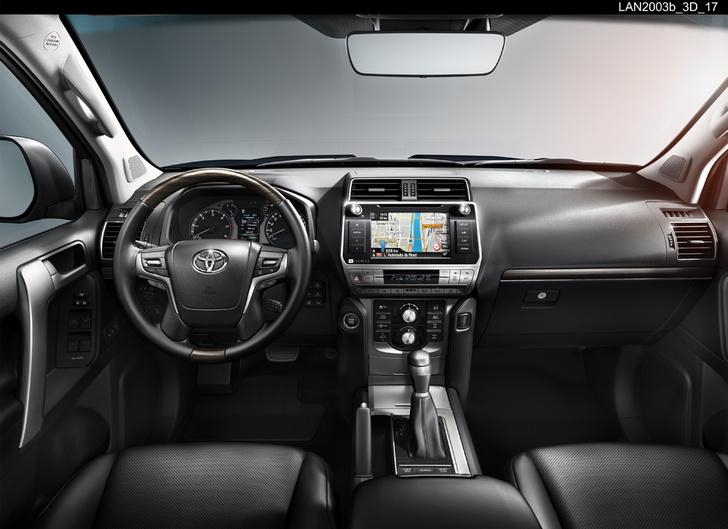 Фото №4 - Toyota Land Cruiser Prado: практически идеально?