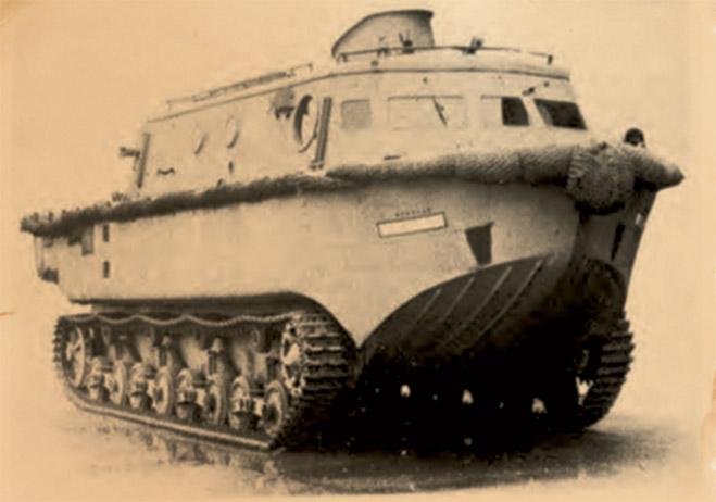 Фото №2 - Бесславные ублюдки: самые уродливые танки, созданные за всю историю вооружений