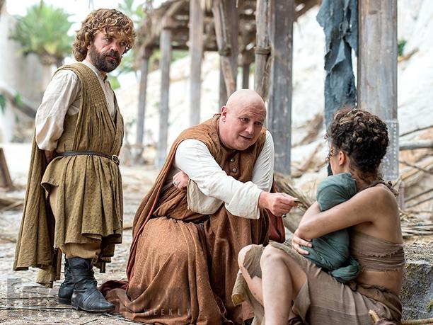 Фото №5 - Самый-самый новый трейлер и кадры из шестого сезона «Игры престолов»!