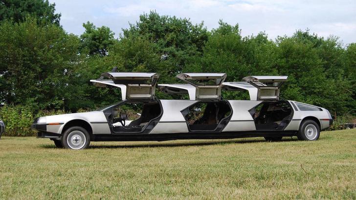 Фото №2 - 6 экзотических лимузинов и другие способы прокатиться с ветерком