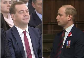 Не Медведевым единым: журналисты увековечили вздремнувшего принца Уильяма!