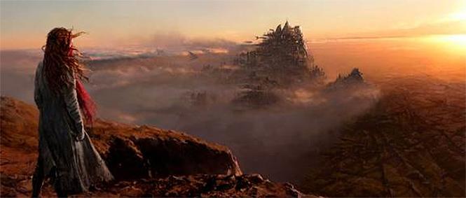 Фото №1 - Первый трейлер эпичной фантастики «Хроники хищных городов» от Питера Джексона
