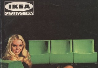 Посмотри, как выглядел каталог IKEA в год, когда ты родился!