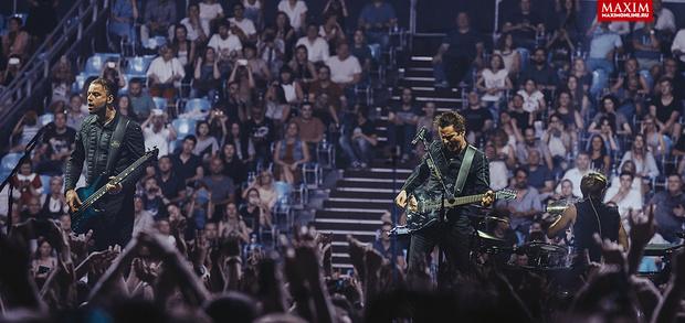Фото №14 - Тот самый концерт в Москве, на который пришел даже Тилль Линдеманн из Rammstein