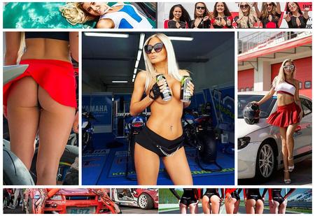 Оцени «Инстаграм» горячих grid girls автодрома «Нижегородское кольцо»