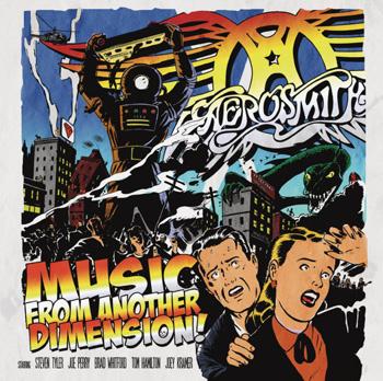 Диск месяца: Aerosmith