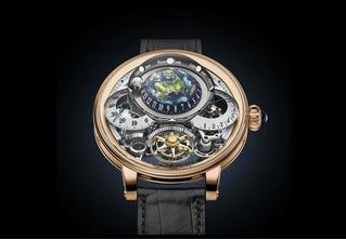 Профессиональный «Оскар» за лучшие часы получил хронометр ценой в рекордные полмиллиона