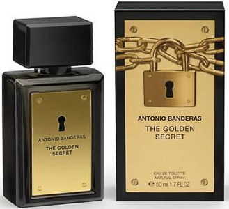 The Golden Secret от Antonio Banderas