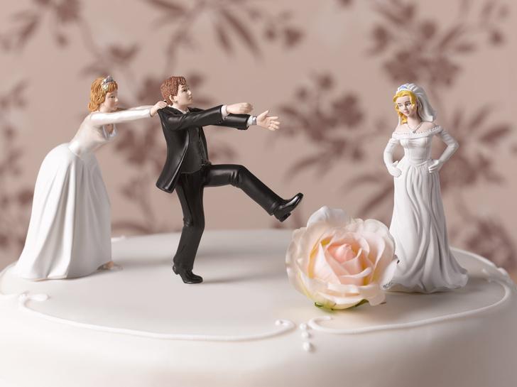 Фото №2 - 8 спонтанных и дерзких побегов со свадьбы