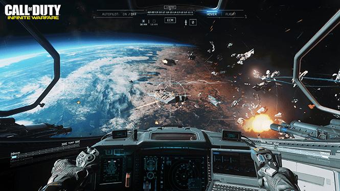 Call of Duty: Infinite Warfare и другие главные игры месяца