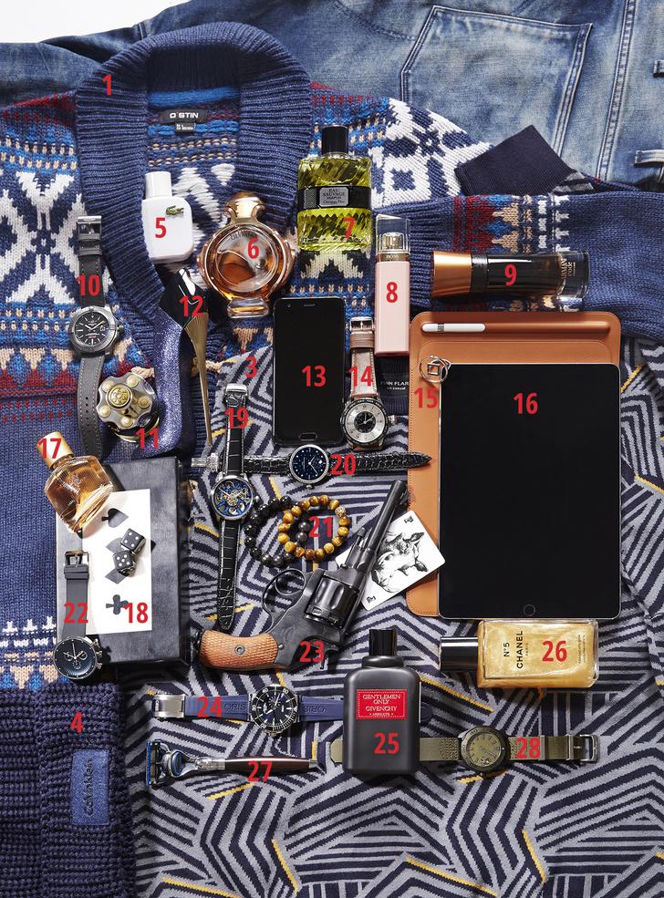 Фото №2 - 88 идей для новогодних подарков! Отобрано MAXIM!