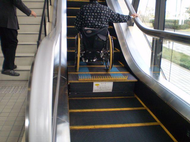Фото №1 - Особенность эскалаторов в Японии (ВИДЕО)