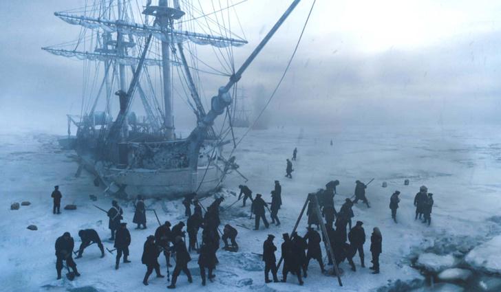 Фото №1 - Потерянное покорение: что в действительности случилось с пропавшими кораблями «Эребус» и «Террор»